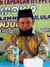 Pembukaan PPL 2 di Pondok Pesantren Darul Hikam Desa Jambi Kec.Baron