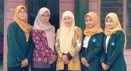Mahasiswa STAIM Terjun ke TK Baitul Halim