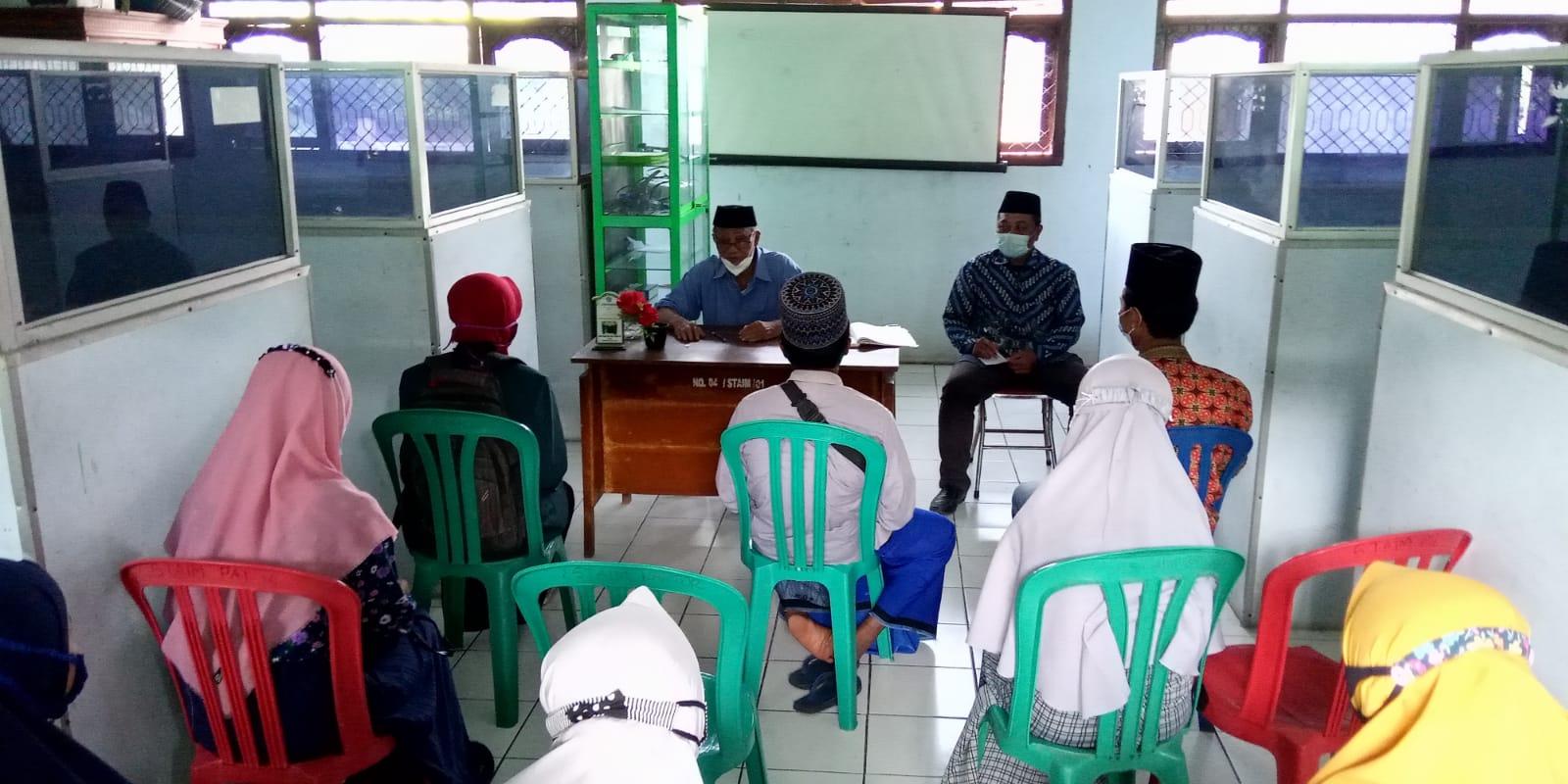 STAIM ADAKAN PEMBINAAN TERHADAP MAHASISWA PENERIMA BIDIKMISI 2018 DAN 2019